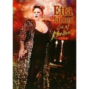 Etta James: Live at Montreaux 1993