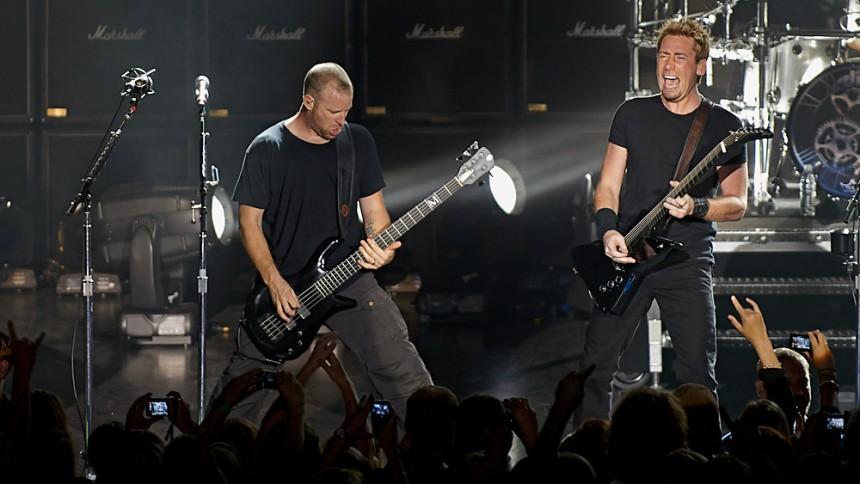 Nickelback – Storsælgende og udskældt band indtager Forum