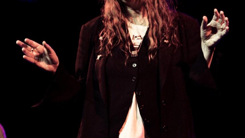 Patti Smith til Danmark