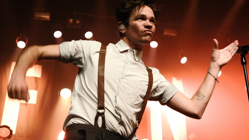 Hør ny single fra fun.-sanger Nate Ruess