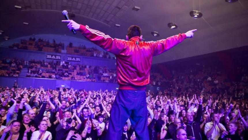 Kæmpekoncert fejrer 25 år med dansk rap