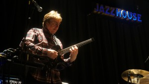 Allan Holdsworth Trio Jazzhouse 161012