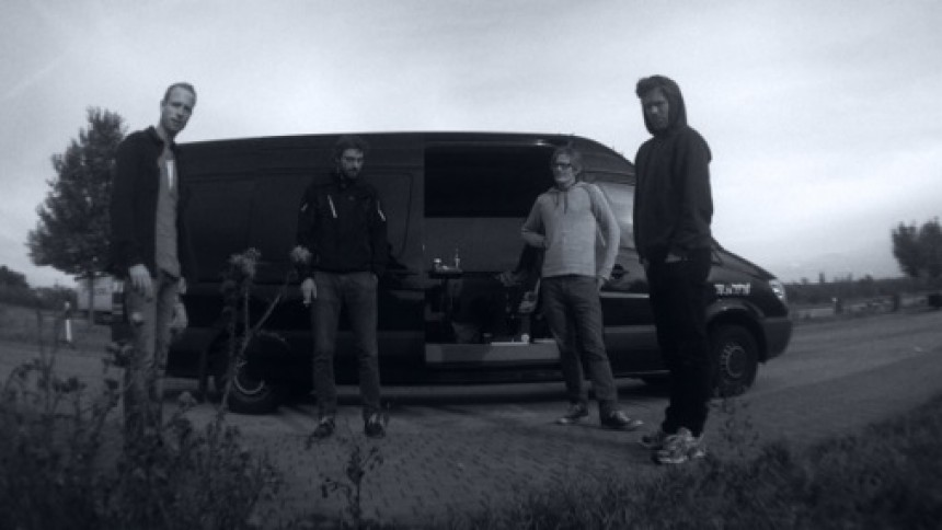 One-Eyed Mules turnédagbog fra Tyskland kapitel 1
