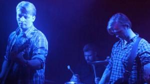 Late Night Venture på Europaturné oktober 2012