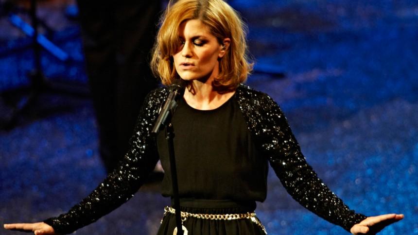 Pernille Rosendahl giver koncert i København