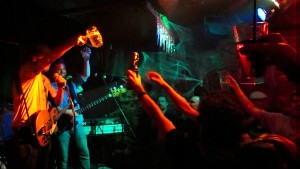 Freddy And The Phantoms i Tyskland oktober 2012