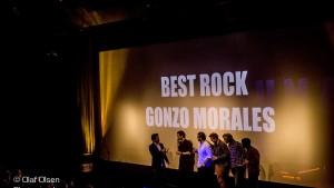 Underground Music Awards Bremen Teater 271012