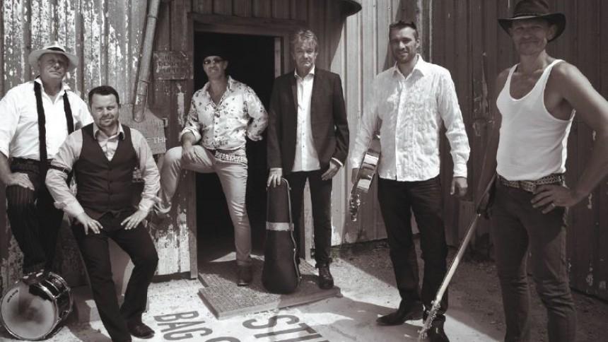 Lis Sørensen M/band & Lars Lilholt Band
