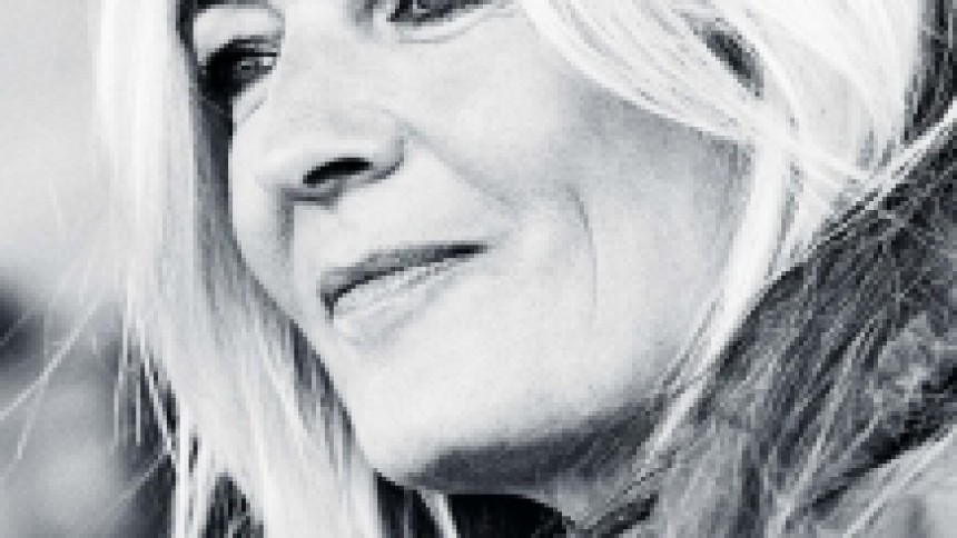 Anne Linnet Med Band