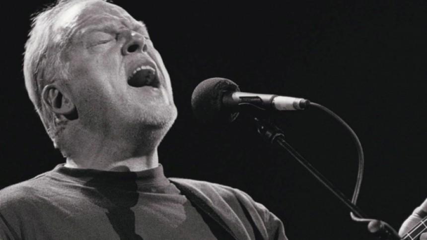 Gilmour – godkendt genvisit i Pompeii