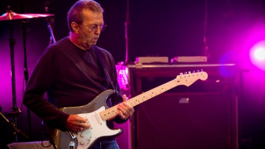 Medie: Eric Clapton kommer til Danmark