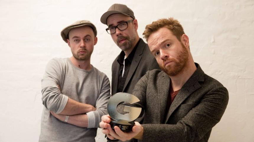 GAFFA-Prisen: Forude venter et voldsomt show