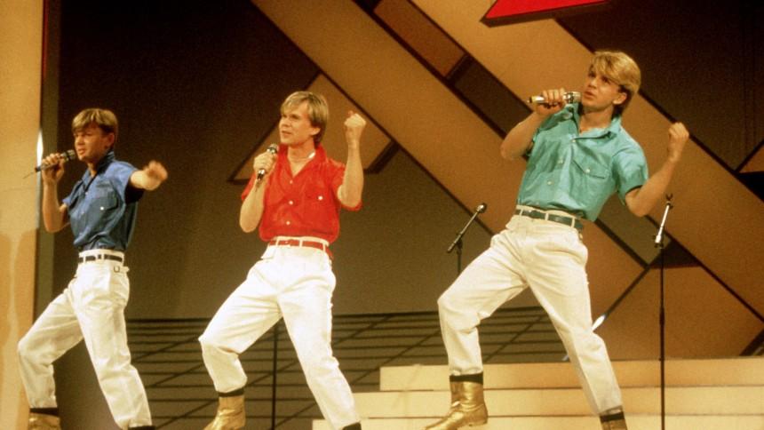 Internationale legender til Dansk Melodi Grand Prix