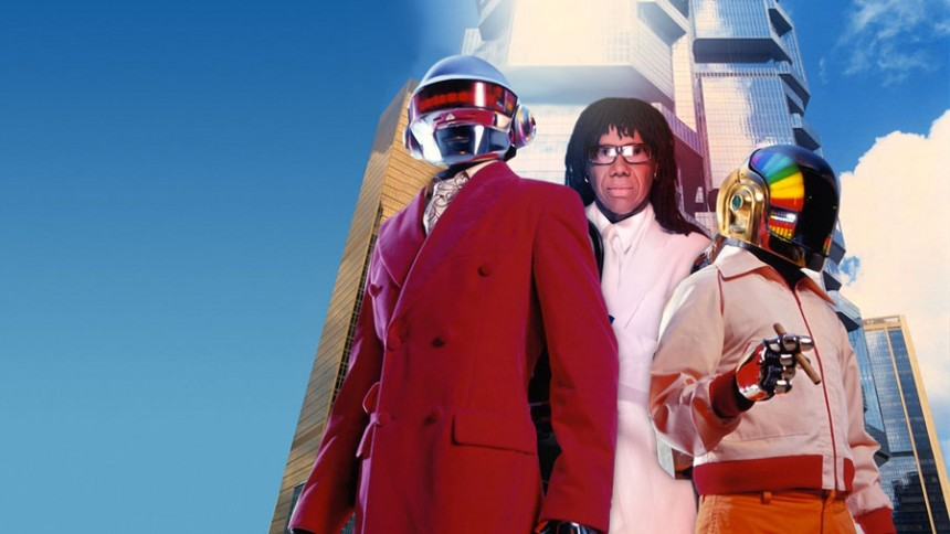 Daft Punk udgiver album til foråret