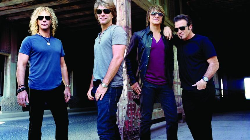 Bon Jovi udgiver ny single i dag