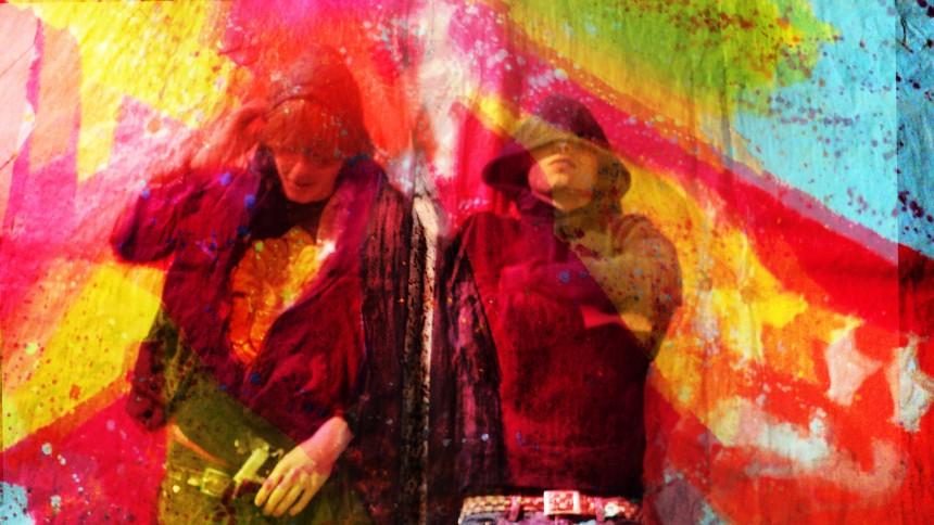Broke: Vores shows er fulde af energi og støj
