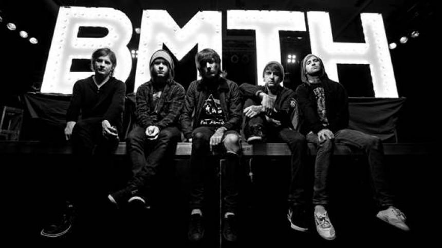 Bring Me The Horizon på vej med album og dansk koncert