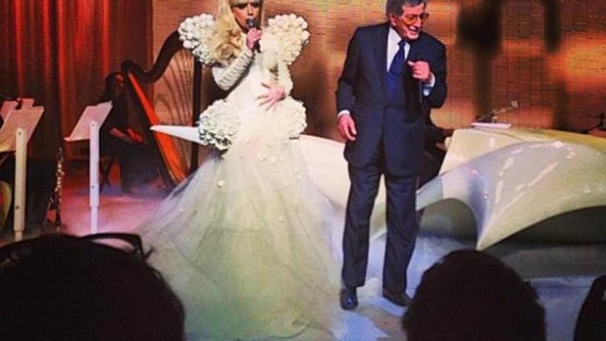 Lady Gaga vil indspille jazzplade med 86-årig legende