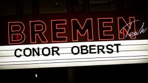 Conor Oberst Bremen 250113