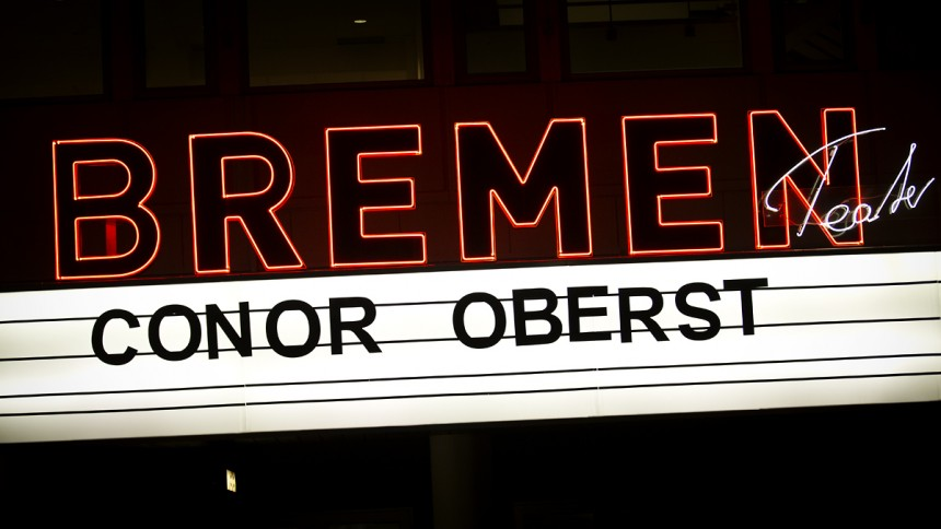 Conor Oberst: Bremen Teater