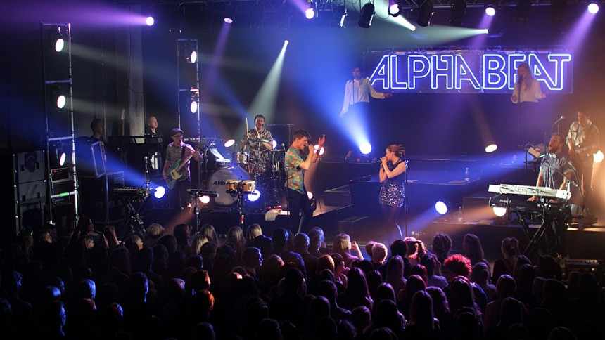 Alphabeat: Skråen i Nordkraft, Aalborg