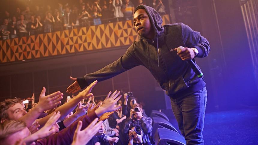 Kendrick Lamar: Store Vega