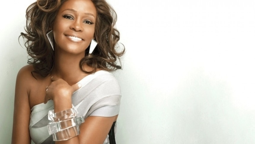Sony skriver kontrakt om biografisk spillefilm om Whitney Houston