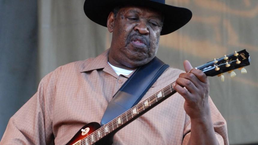 Stort blues-ikon er død