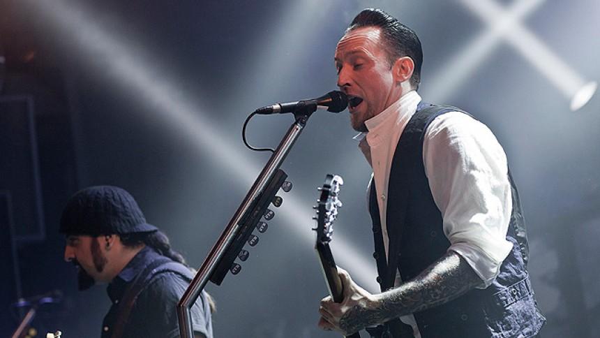 Volbeat: Voxhall, Aarhus