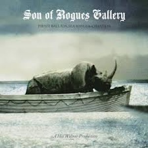 Diverse kunstnere: Son of Rogue's Gallery: Pirate Ballads, Sea Songs and Chanteys