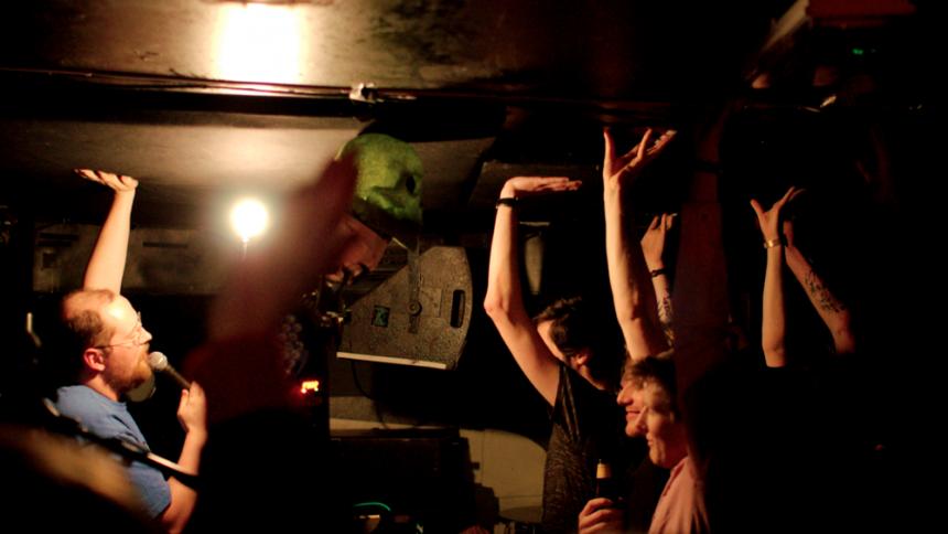 Dan Deacon : Frost Festival, Jazzhouse, København