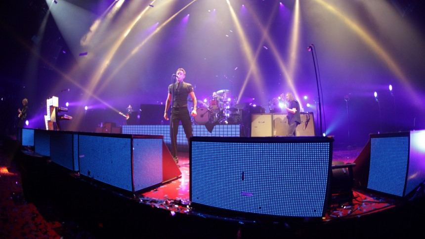 The Killers: Malmö Arena