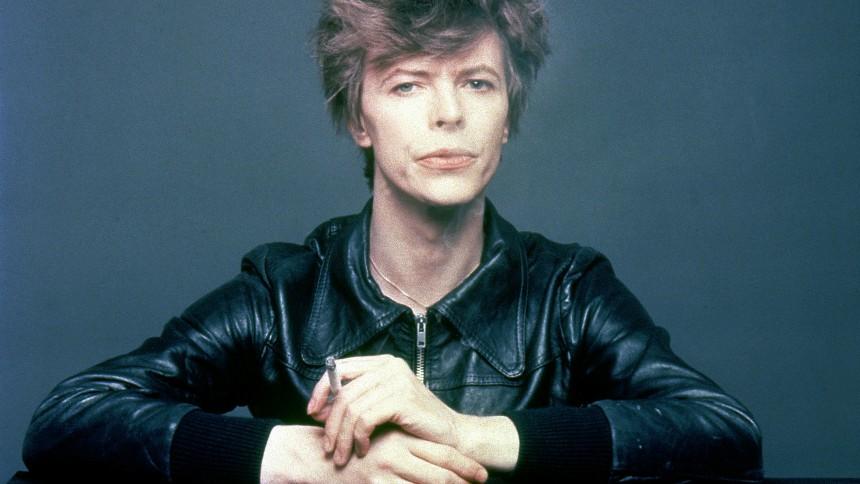 Se, hvad David Bowie lavede, da han var i din alder