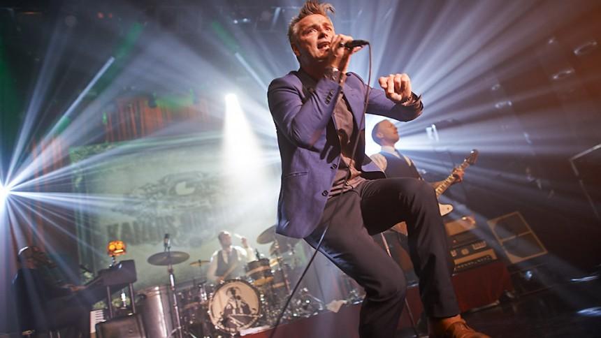 Kaizers Orchestra stopper på NorthSide – vil gerne gøre comeback på Roskilde