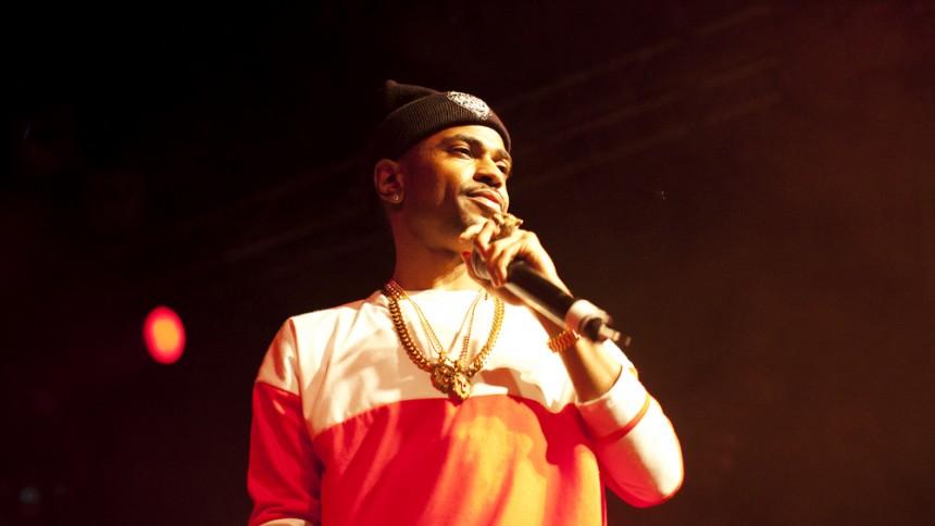 Big Sean opgraderer koncert