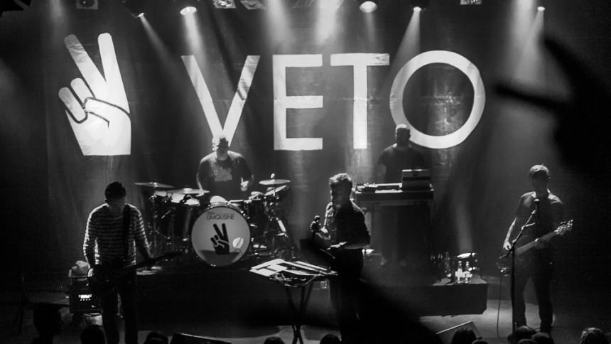 Forårskoncert udsolgt – nu er Veto klar med en ekstra dato