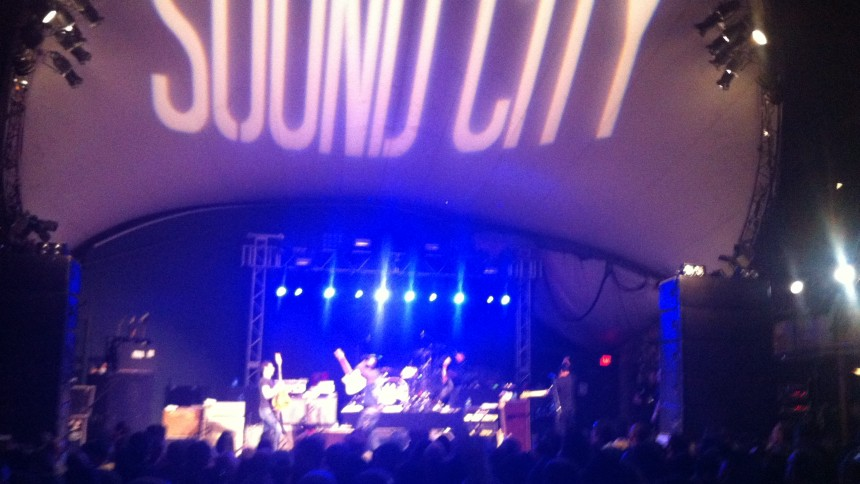 Dave Grohl & Sound City Players: Stubbs, Austin, Texas
