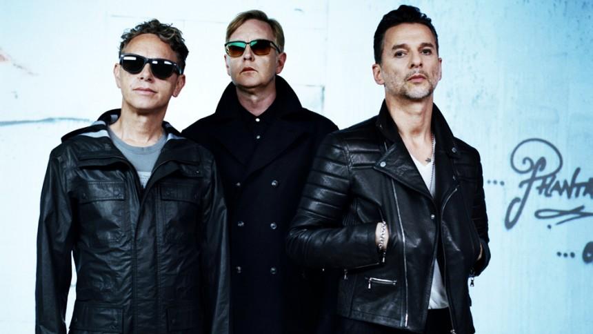 Depeche Mode: Vi har øvet 31 sange til vores turné