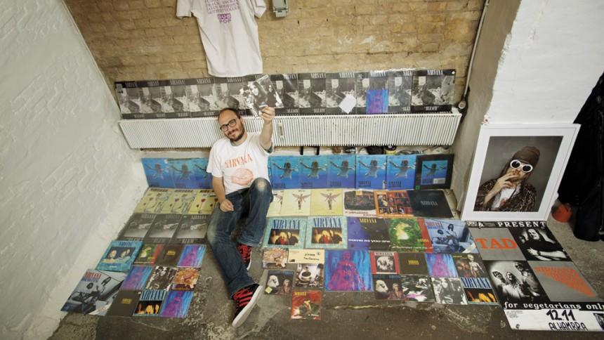 Serie: Vild med vinyl del 1 – Nirvana