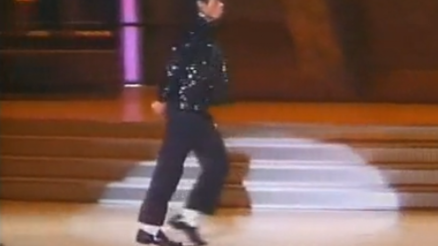 Michael Jacksons Moonwalk fylder 30 år