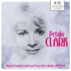 Petula Clark: Original Complete English & French Hits & Rarities 1949-60