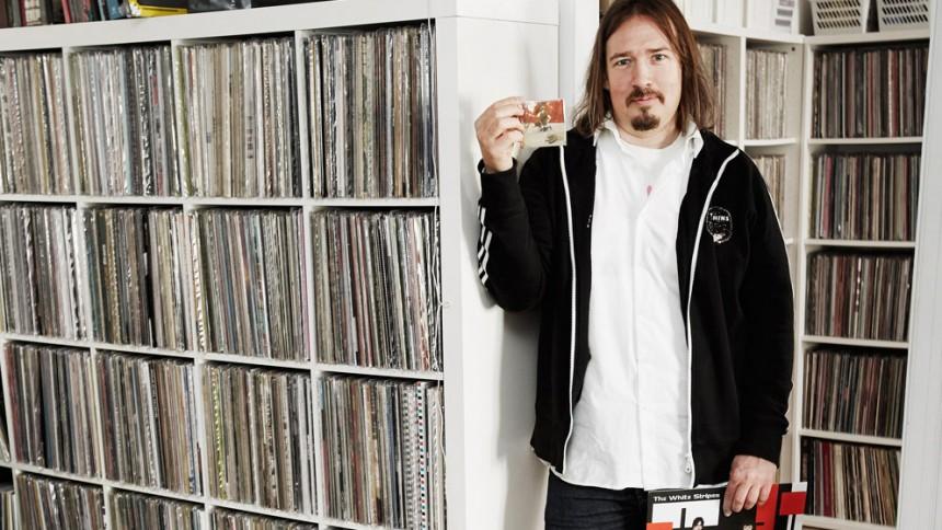 """Vild med vinyl del 3: """"At sælge en plade ville være som at miste en god historie"""""""