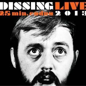 Povl Dissing: Dissing Live: 25 min. endnu 2013