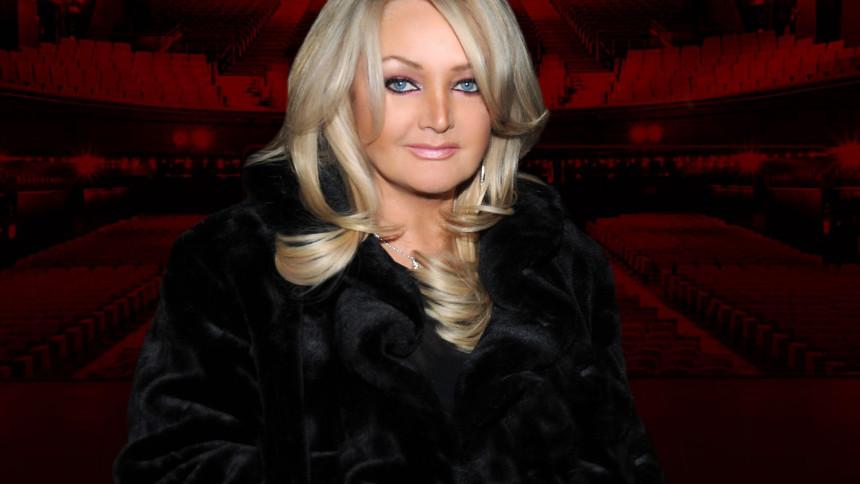 Bonnie Tyler kommer til Danmark