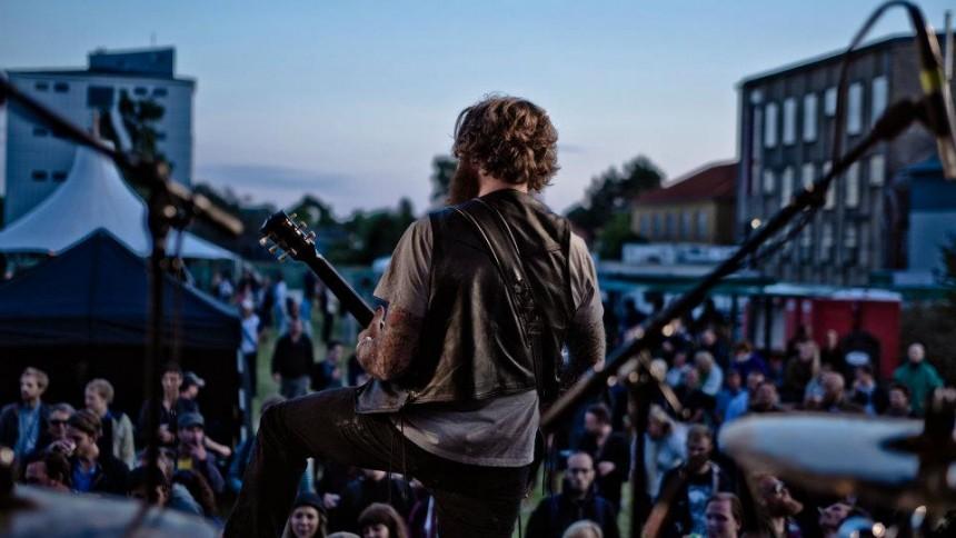 Uhørt offentliggør første navne på årets festival