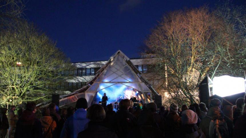 Reportage: Das Roskilde Festival on tour