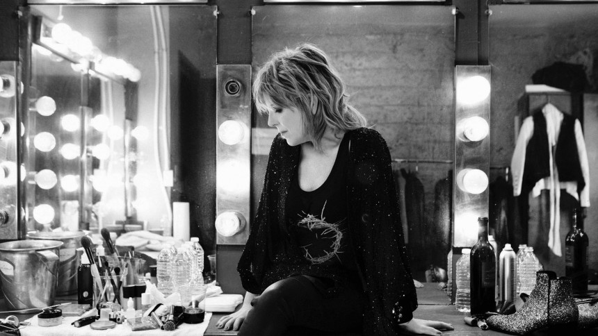 GULD FRA GEMMERNE: Da GAFFA talte med albumaktuelle Lucinda Williams