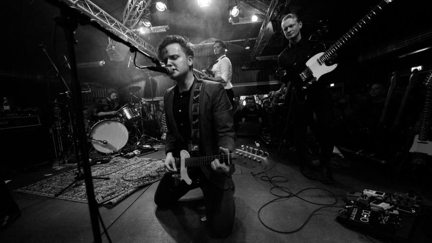 Kellermensch spiller på Roskilde Festival – hør ny sang