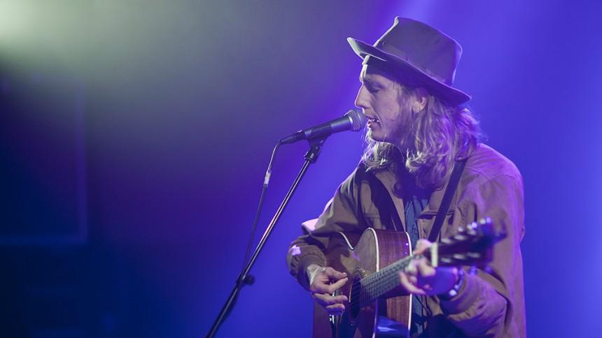 GAFFA TV: Det norske svar på Bob Dylan skriver stærke tekster