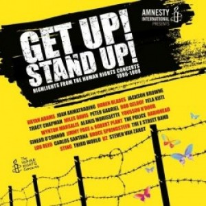 Diverse kunstnere: Get Up! Stand Up! - Highlights from the Human Rights Concerts 1986-1998